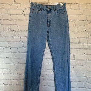 George blue denim regular fit jeans 29x32